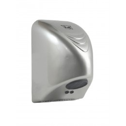 Сушилка для рук Пластик ABS Puff 8814C Серебряный