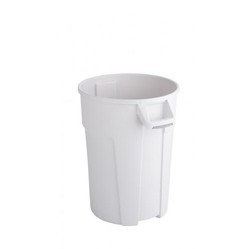 RothoPro Бак для мусора TITAN особо прочный белый 85 л. 120 л.