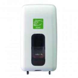 SARAYA UD-9000 Медицинский сенсорный дозатор для антисептика, пенного и жидкого мыла 1200 мл сертификат РУ