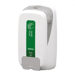 SARAYA MD-1600 Механический нажимной дозатор для антисептика и жидкого мыла 1200 мл