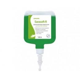 Жидкое мыло в картридже Saraya SARASOFT R 17842 для UD/MD-9000,UD/MD-1600 Без запаха 1200 мл