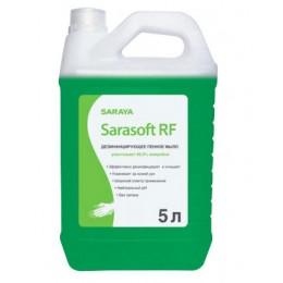 Пенное мыло дезинфицирующее Saraya SARASOFT RF 18844 Без запаха 5000 мл