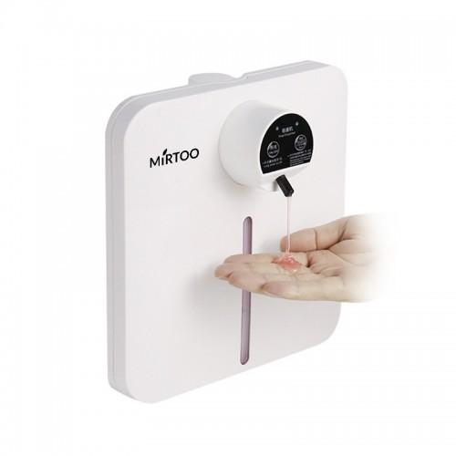 Сенсорный дозатор для антисептика MIRTOO ZY22 капельный, ультратонкий, настольный, 1300 мл