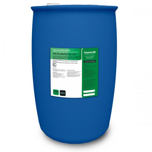AK - PLANTEX 24 CIP, 200 л. Для удаления жировых и белковых загрязнений