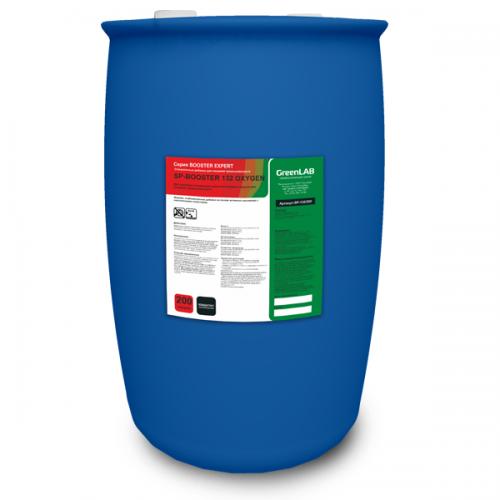 SP - BOOSTER 132 OXYGEN, 200 л. Для усиления очищающего действия моющих средств для пищевой промышленности