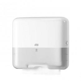 Tork Elevation Мини-диспенсер для бумажных листовых полотенец Singlefold сложения ZZ / C Система H3 белый  553100