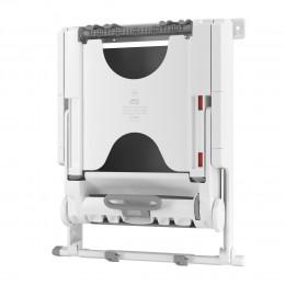 Tork PeakServe мини-встраиваемый диспенсер для листовых полотенец с непрерывной подачей, система H5  552511