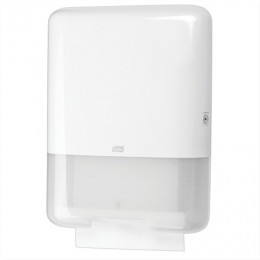 Диспенсер для листовых бумажных полотенец в пачках Singlefold  ZZ/C-сложения Система H3 - Classic system  553000