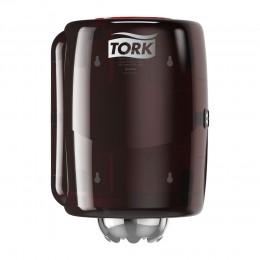 Tork Performance диспенсер для полотенец с центральной вытяжкой M2 красный 659008