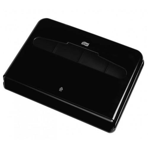Tork Elevation Диспенсер для туалетной бумаги в мини-рулонах T2 черный 555008