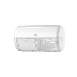 Tork Elevation Диспенсер для туалетной бумаги в стандартных рулонах Система Т4 белый 557000