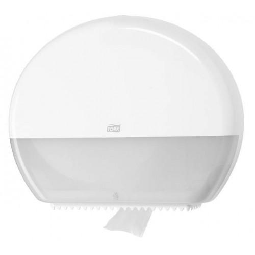 Tork Elevation Диспенсер для туалетной бумаги в больших рулонах Система T1 белый 554000