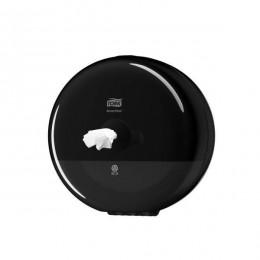 Tork SmartOne диспенсер для туалетной бумаги в мини-рулонах с центральной вытяжкой Система T9 черный 681008