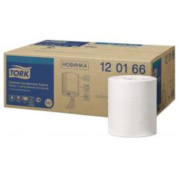 Протирочная бумага рулонная Tork Universal 120166 1-слойная 6 рулонов по 275 м
