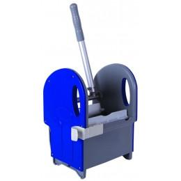 Отжим универсальный вертикальный прочная  конструкция механического отжима синий