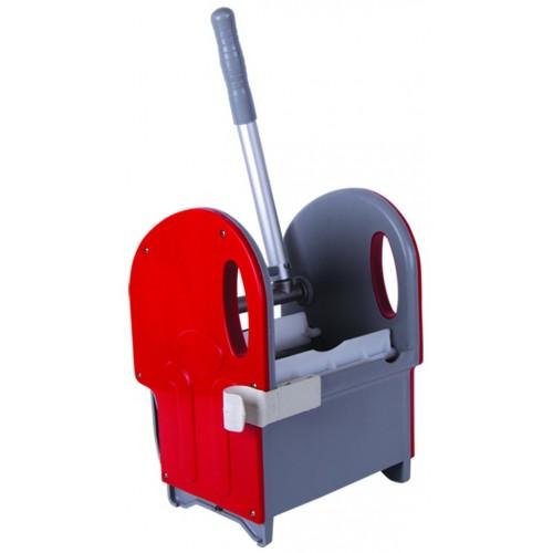 Отжим универсальный вертикальный прочная  конструкция механического отжима красный