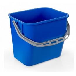 Ведро уборочное TTS Moplen, синее, 12 л. 000B3502