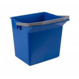 Ведро для уборки TTS синее, 6 л. 00003503