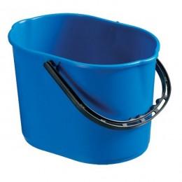 Ведро уборочное TTS PIT, синее, 12 л. 00005276