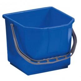 Ведро для уборки TTS Moplen, синее, 15 л. 000B3501