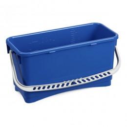Ведро для уборки TTS Hermetic, синее, 20 л. 0B003213