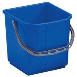 Ведро для уборки TTS Moplen, синее, 25 л. 000B3500