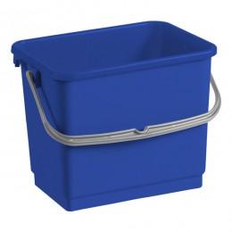 Ведро для уборки TTS синее, 4 л. 00003362
