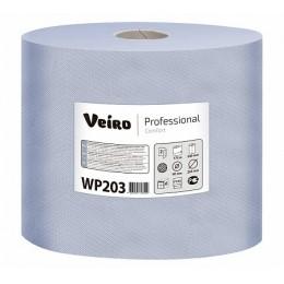 Протирочная бумага рулонная Veiro Professional Comfort WP203 2-слойная 2 рулона по 175 м