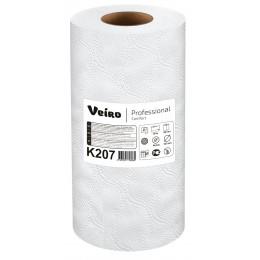 Бумажные полотенца в рулонах Veiro Professional Comfort К207 4 рулона по 12,5 м