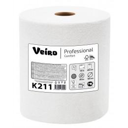Бумажные полотенца в рулонах Veiro Professional Comfort К211 6 рулонов  по 120 м