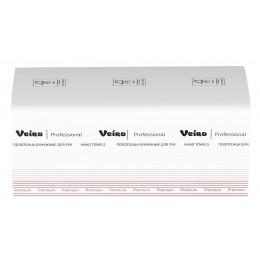 Бумажные полотенца листовые  Veiro Professional Premium KV306 H3 20 пачек по 200 листов