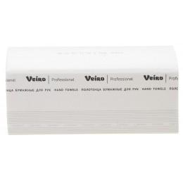 Бумажные полотенца листовые  Veiro Professional Comfort KV205 H3 20 пачек  по 200 листов