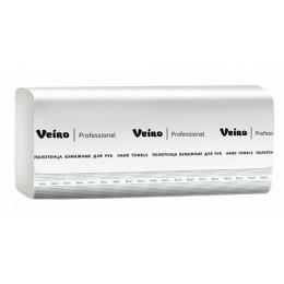 Бумажные полотенца листовые Veiro Professional Basic KV104 H3 20 пачек по 250 листов