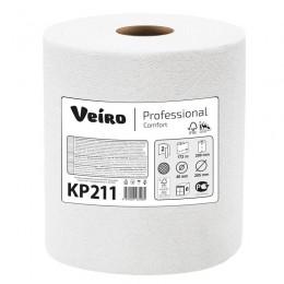 Бумажные полотенца в рулонах Veiro Professional Comfort КP211 6 рулонов  по 172 м