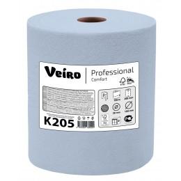 Бумажные полотенца в рулонах Veiro Professional Comfort К205 POD 6 рулонов  по 150 м