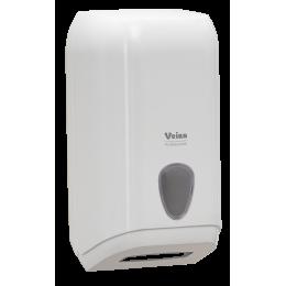 Диспенсер для туалетной бумаги Пластик ABS Veiro Professional L-ONE Белый