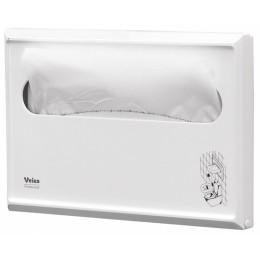 Диспенсер для покрытий на унитаз Пластик ABS Veiro Professional SEATCOVER Белый