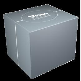 Салфетки бумажные косметические для лица Veiro Professional Premium  N303 20х20 2-слойные 30 пачек по 80 листов