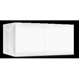 Салфетки столовые и сервировочные Veiro Premium N301 24x24 1-слойные 15 пачек по 200 листов