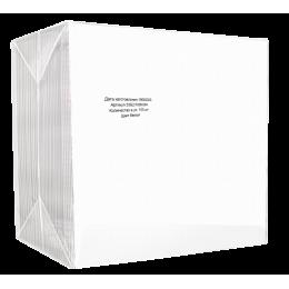 Салфетки столовые и сервировочные Veiro Premium N304 33х33 1-слойные 7 пачек по 100 листов
