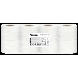 Туалетная бумага в рулонах Veiro Professional Premium Т309 Q2 8 рулонов по 20 м