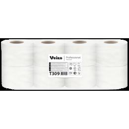 Туалетная бумага в рулонах Veiro Professional Premium T207/1 8 рулонов по 15 м