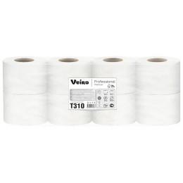 Туалетная бумага в рулонах Veiro Professional Premium Т310 8 рулонов по 16,2 м