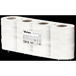 Туалетная бумага в рулонах Veiro Professional Premium Т312 8 рулонов по 16,8 м