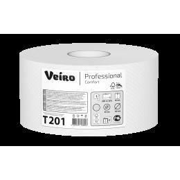 Туалетная бумага в рулонах Veiro Professional Comfort Т201 Q2 12 рулонов по 200 м